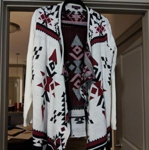 Cute sweater size large